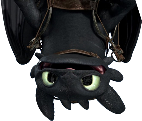 httyd toothless upside down wallpaper - photo #10